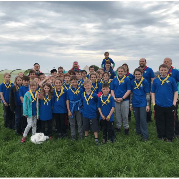 1st Middleton-in-Teesdale Scout Group