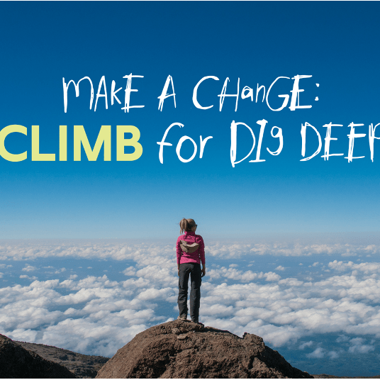 Dig Deep Kilimanjaro 2020 - Erica Costa