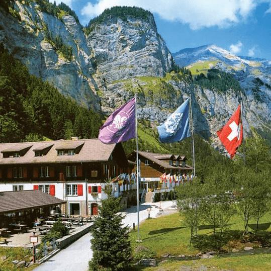 Kandersteg International Scout Camp 2021 -  Erin Roberts