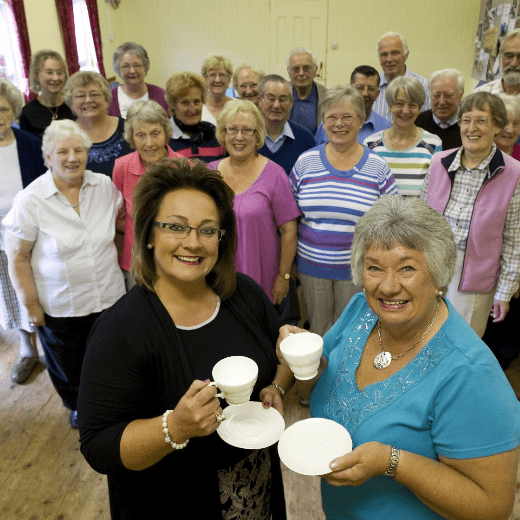 Burrelton and Woodside Senior Club