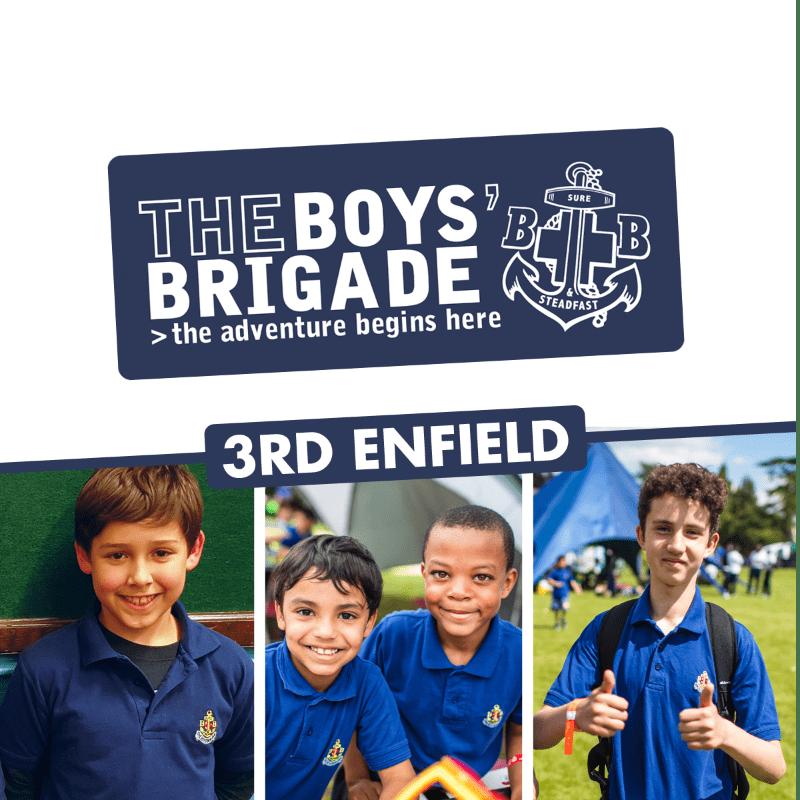 3rd Enfield Boys' Brigade