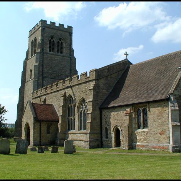 St Dunstan's Church, Bolnhurst