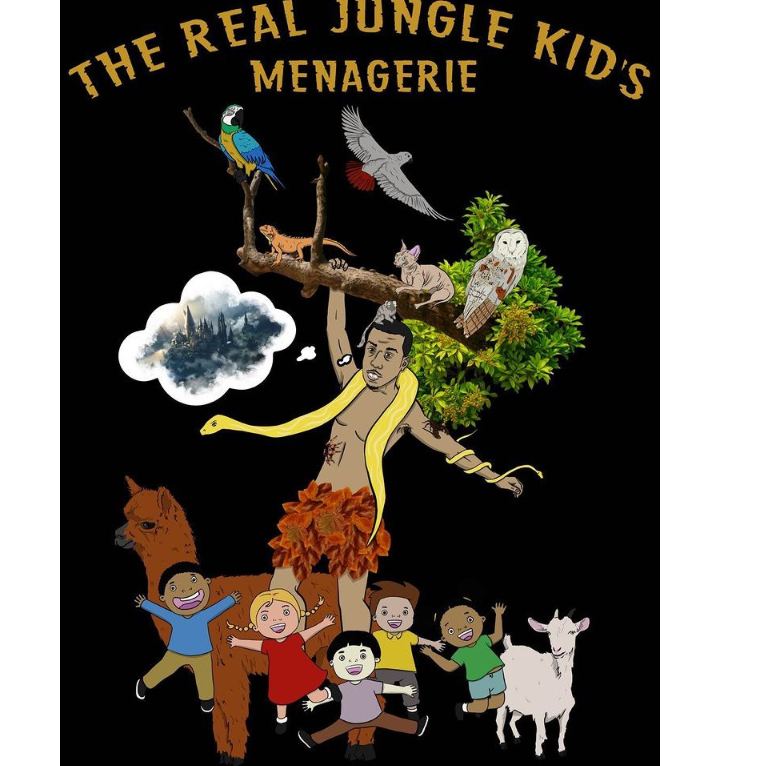 The Real Jungle Kid's Menagerie