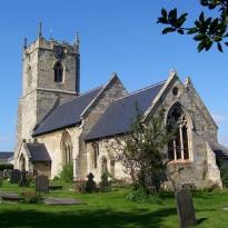 St Peter's Church, Kirk Smeaton