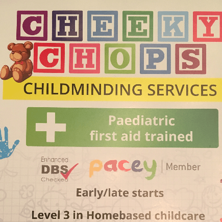 Cheeky Chops Childminding Services