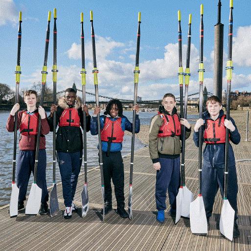 Fulham Reach Boat Club