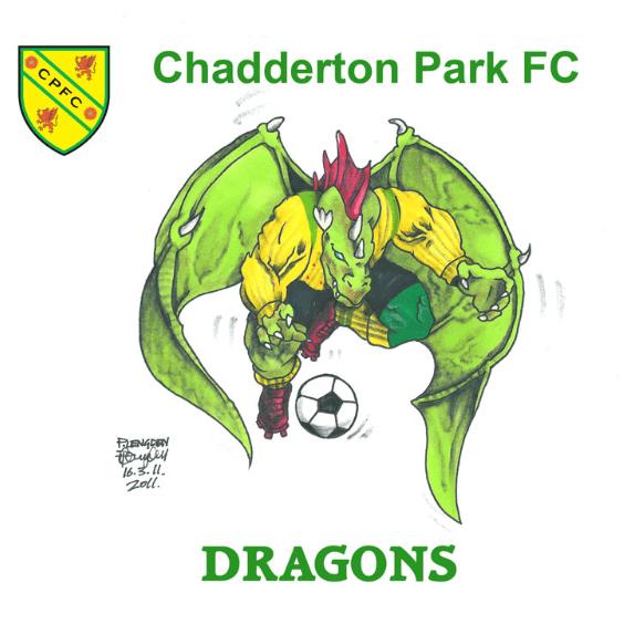 Chadderton Park Football U11s Dragons