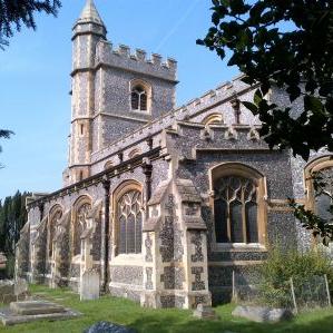 St Paul's Wooburn Church