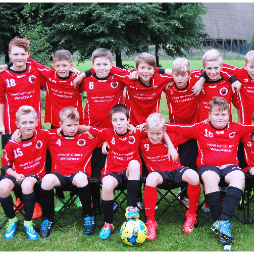 Whitley Wolves JFC