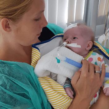 Raising For Ula - Katarzyna Szczodry