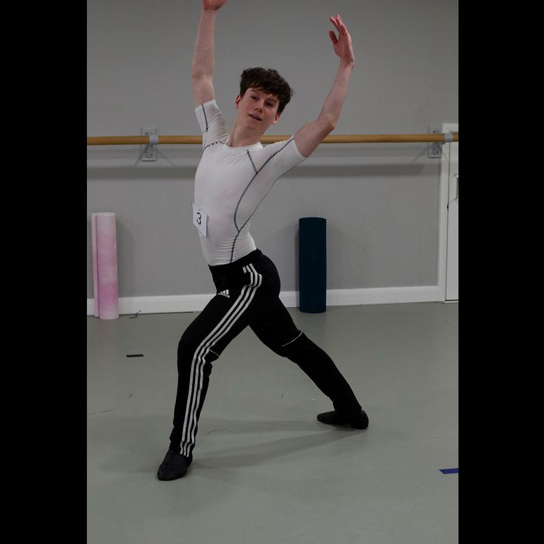 Performing Arts Fund - Daniel Soutar - 2022