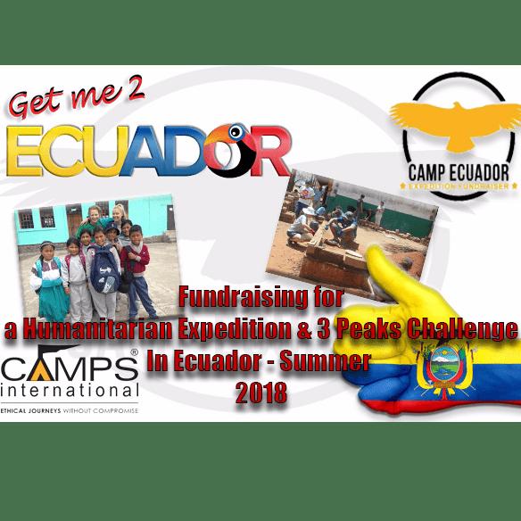Camps International Ecuador 2018 - Rebbecca White