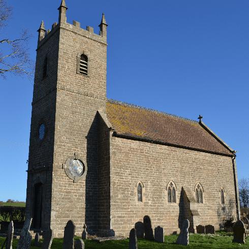 Holy Trinity Church - Preston Wynne