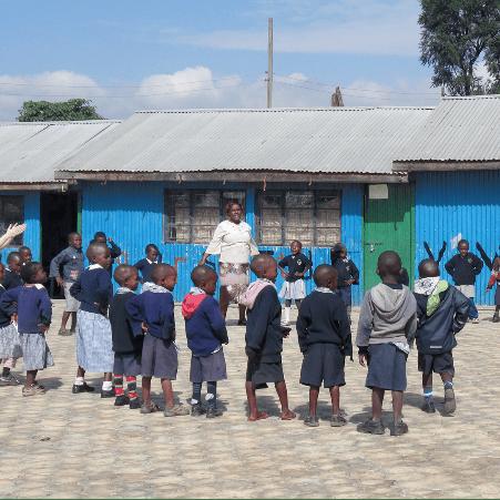 Volunteer Work Fundraiser Kenya - James Alden-Smith