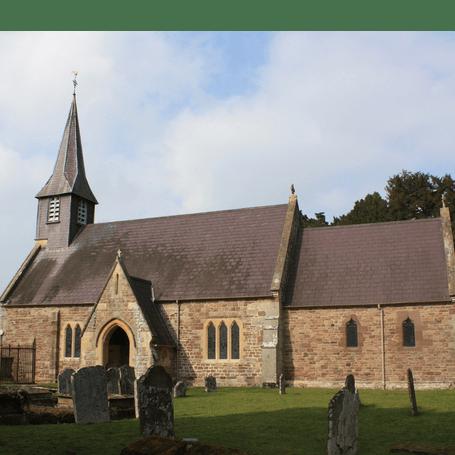 St Michael's Church - Breinton