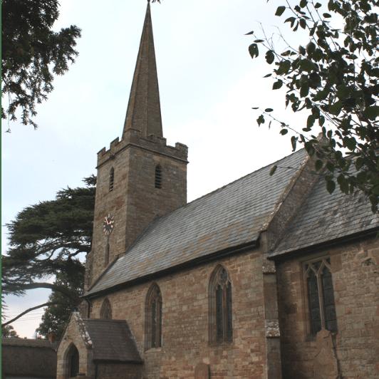 St Lawrence Church, Stretton Grandison