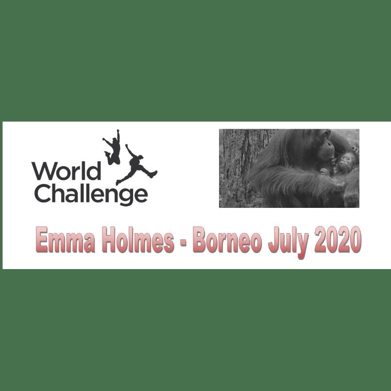World Challenge Borneo 2020 - Emma Holmes