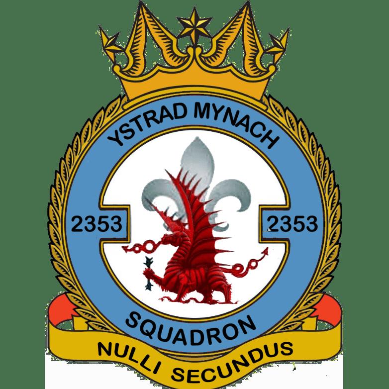 2353 Ystrad Mynach SQN ATC