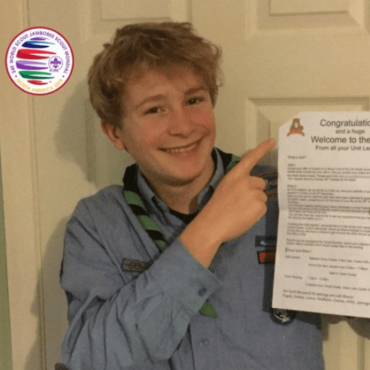 World Scout Jamboree USA 2019 - Alastair Shapland