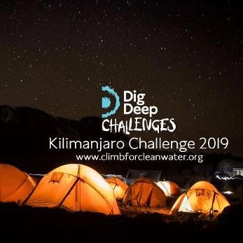 Dig Deep Kilimanjaro - Luke Swindell