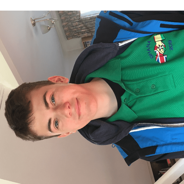 Explorer Scout Expedition Ghana 2019 - Dylan Bentley