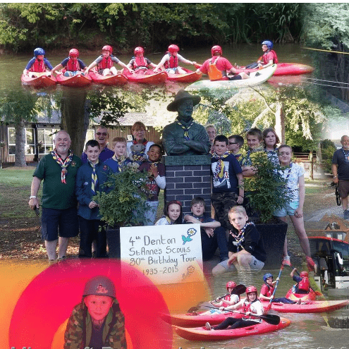 4th Denton (St Anne's) Scout Group