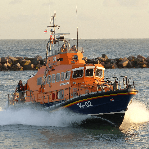 RNLI Ramsgate Lifeboat