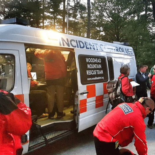 Woodhead Mountain Rescue New Control Vehicle Fund