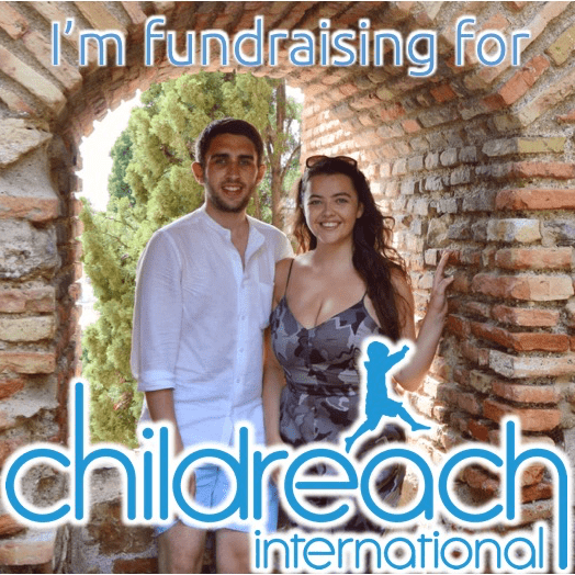 Childreach International Kilimanjaro 2018 - Caolan Magee