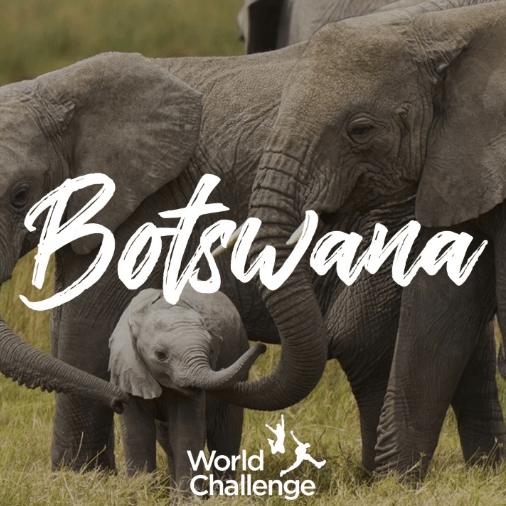 World Challenge Botswana 2020 - Matthew Eastwood