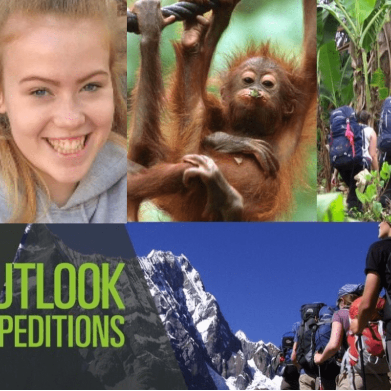 Outlook Expeditions Borneo 2020 -Sophie Barrow