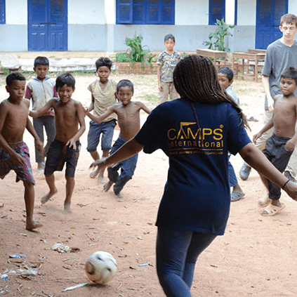 Camps International Cambodia 2020 - Jayde Murray