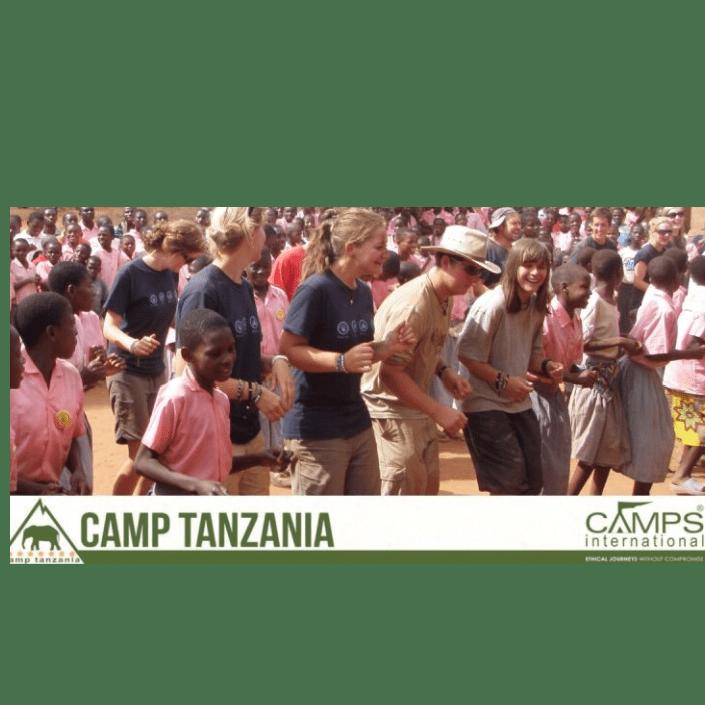Camps International Tanzania 2020 - Martha Harmon