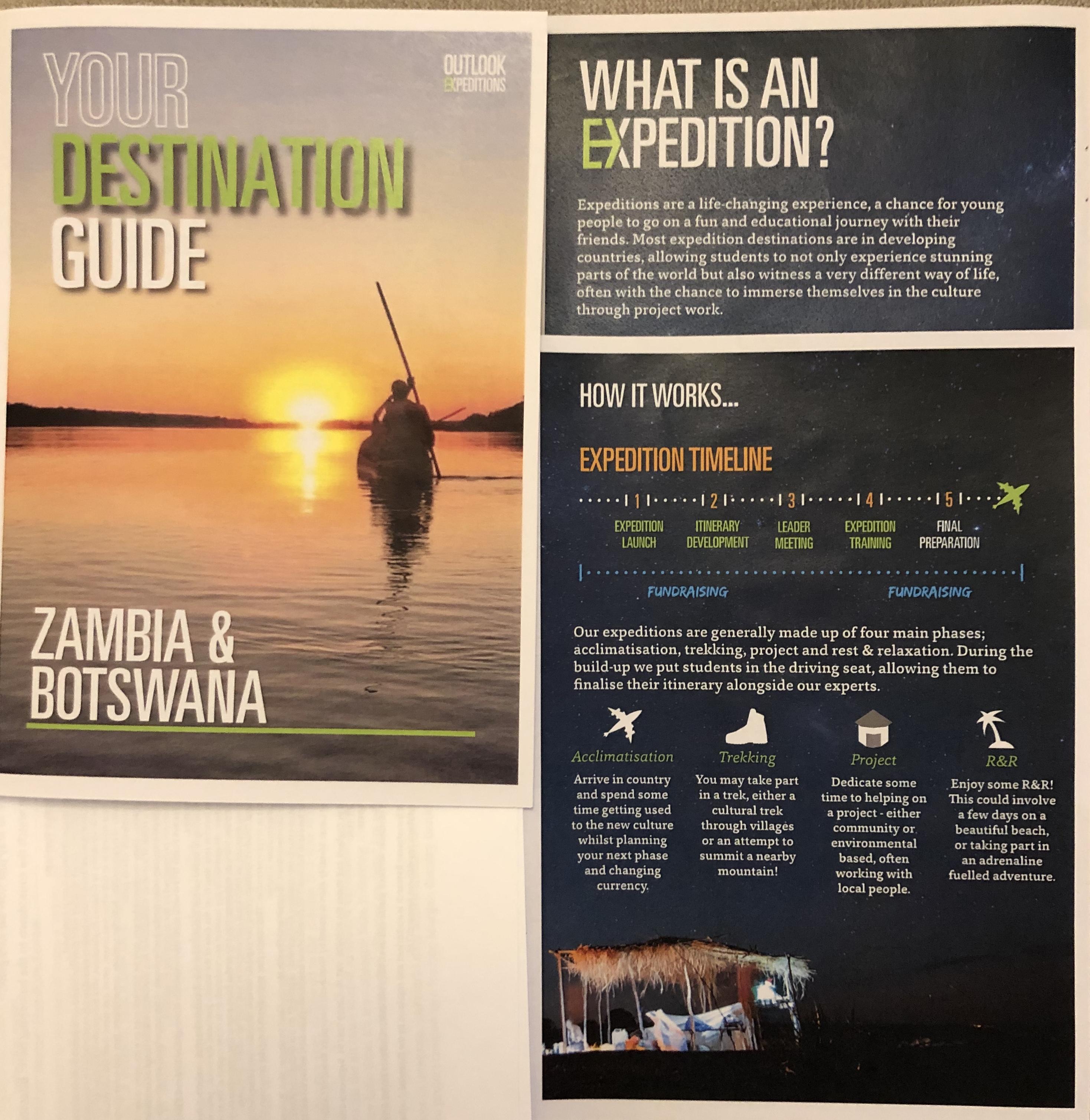 Zambia & Botswana 2021 - Amy Bloomfield