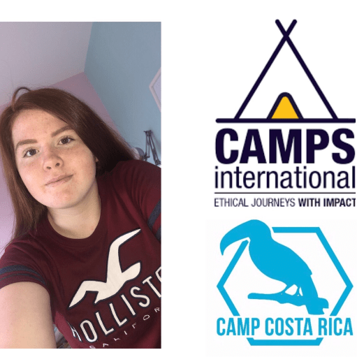 Camps International Costa RIca 2020 - Amie Cassidy