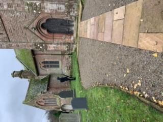 St Mary's Church Cumrew
