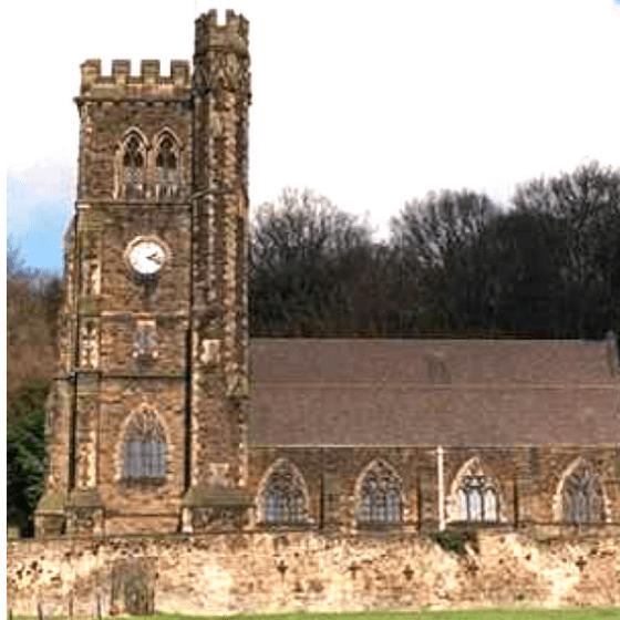 Holy Trinity Church Coalbrookdale