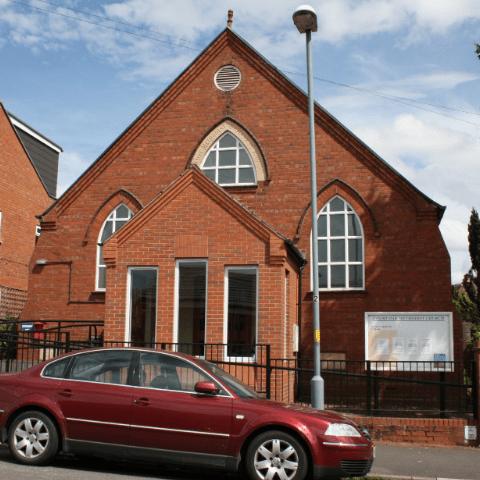 Court Oak Methodist Church