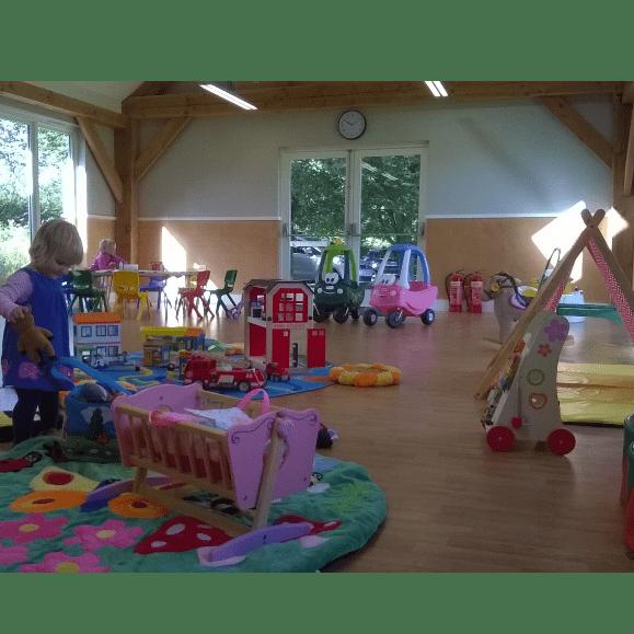 Aldworth Toddler Group