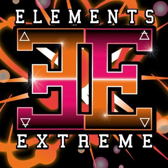 Elements Extreme Cheerleaders