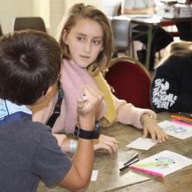World Scout Jamboree USA 2019 - Frances Phillips