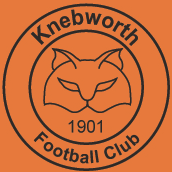 Knebworth Football Club cause logo