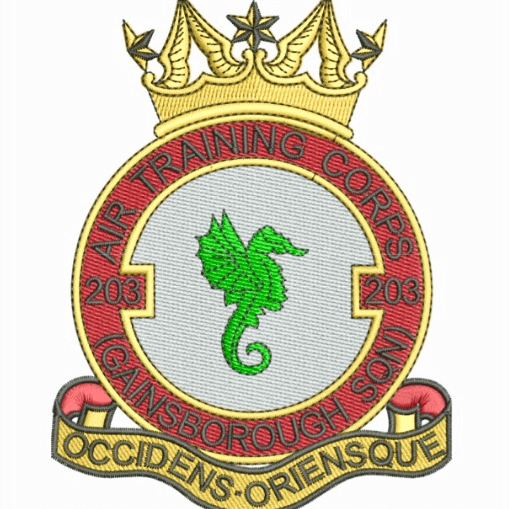 203 (Gainsborough) Sqn RAFAC