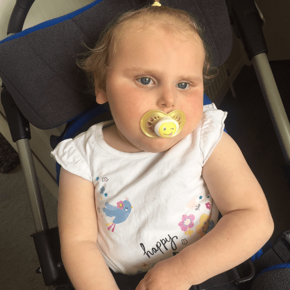 Raising For A Forever Home For Lydia - Louise Towers