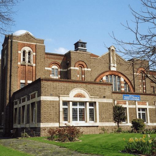 Trinity Church (Methodist & United Reformed) - Golders Green