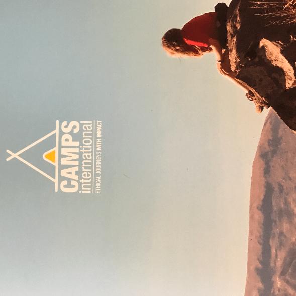 Camps International Kenya 2019 - Hannah Platts-Levett