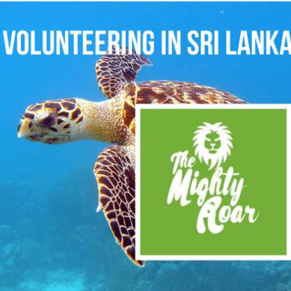 The Mighty Roar Sri Lanka 2019 - Niamh Dempsey