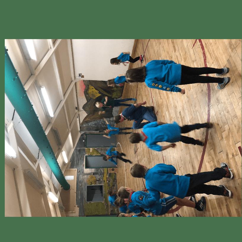 1st Spen Valley Birkenshaw Scouts