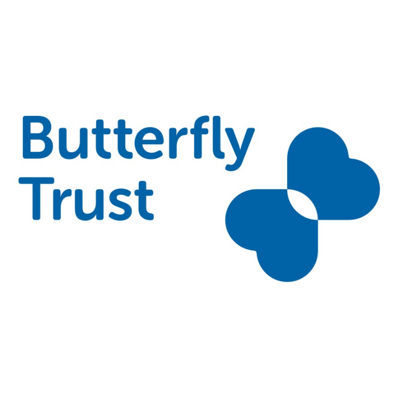 The Butterfly Trust cause logo