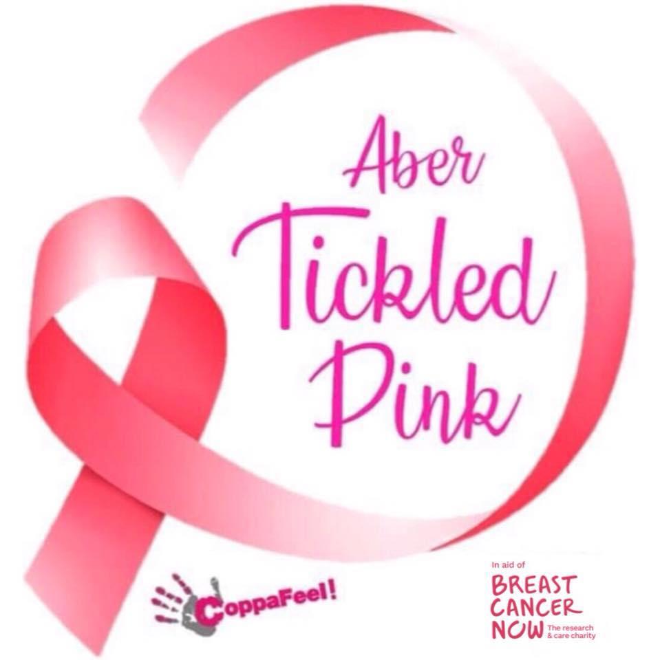 Aberystwyth Tickled Pink